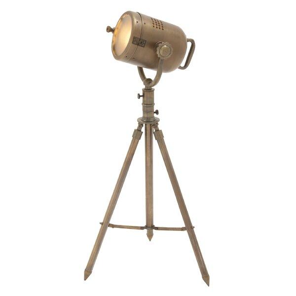 Tripod spot light 32 table lamp joss main - Tripod spotlight table lamp ...