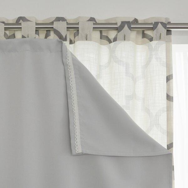 Blackout Rod Pocket Curtain Liner Panel Joss Main