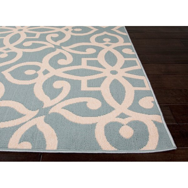 Bradley Indoor Outdoor Rug In Blue Amp Taupe Joss Amp Main