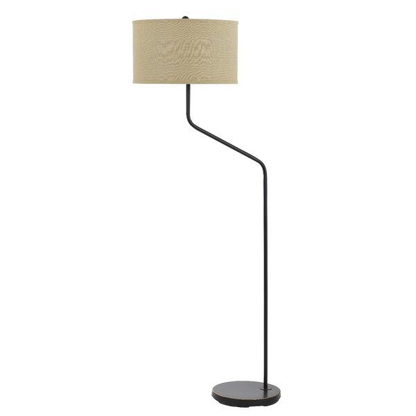 henerdson 3 way 60 metal task floor lamp joss main. Black Bedroom Furniture Sets. Home Design Ideas