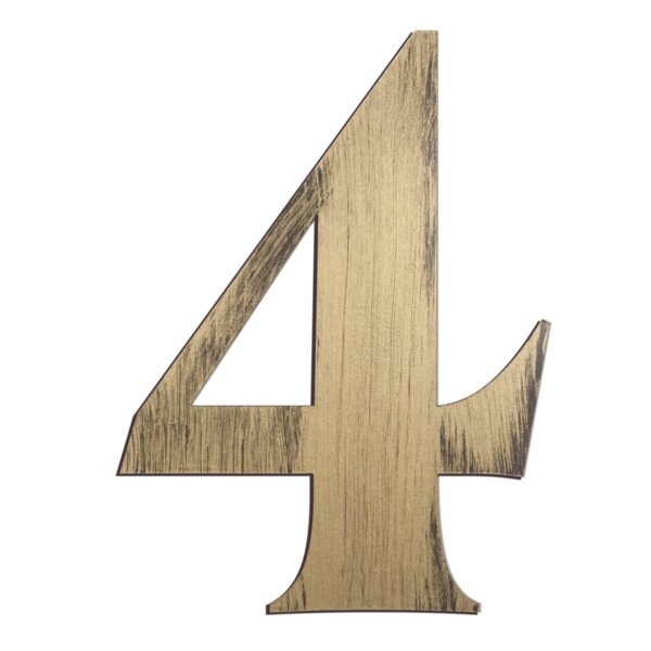 Numbers for wall decor : Numbers wall decor joss main