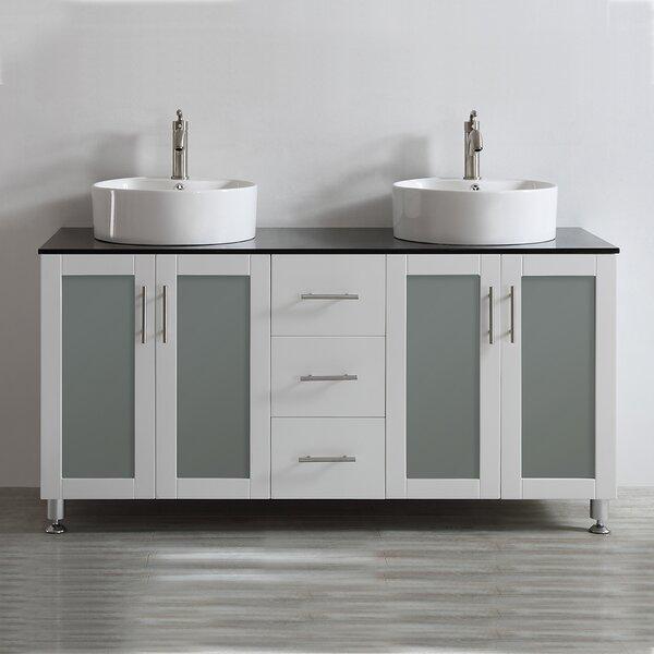 Tyler Double Bathroom Vanity Joss Main