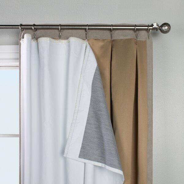 blackout curtain panel liner joss main