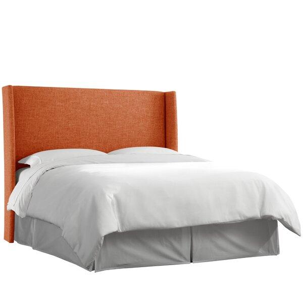 dania upholstered headboard joss main