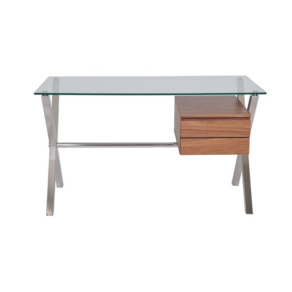 Ella drawer writing desk reviews joss main