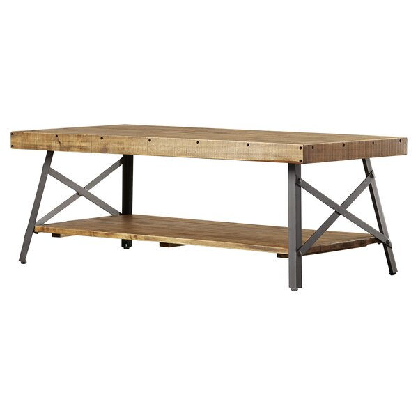 Skylar Reclaimed Wood Coffee Table