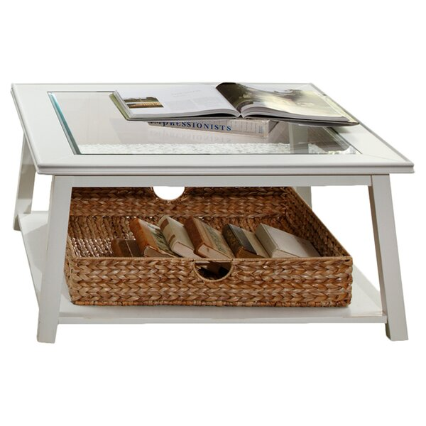 Tori Coffee Table In Linen Joss Main