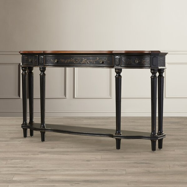 henry console table joss main. Black Bedroom Furniture Sets. Home Design Ideas