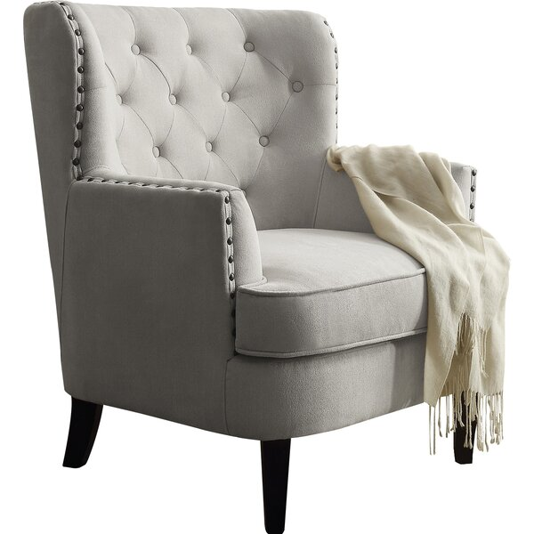 Carter Tufted Arm Chair Joss Amp Main