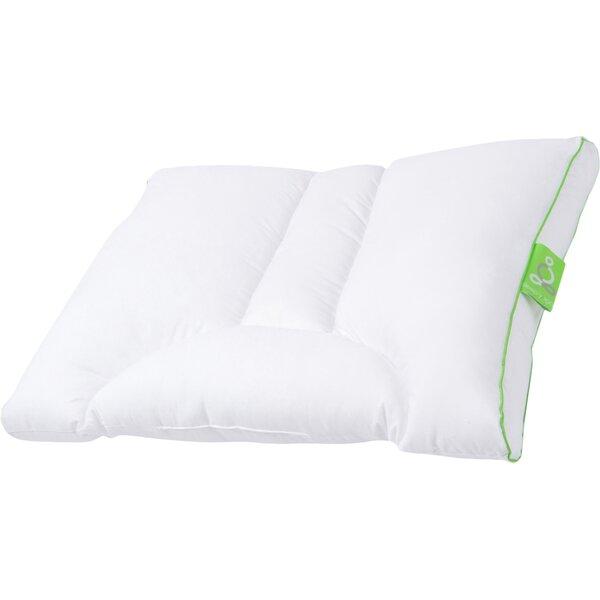 Bed Throw Pillow Placement : Dual Position Pillow Joss & Main