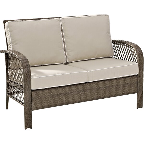 Isbell Patio Loveseat Joss Main