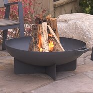Anson Wood Fire Pit