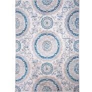 Tremont Blue/White Area Rug