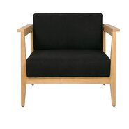 Twizt 1 Seater Chair with Cushions