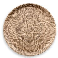 Photoreal Rattan Serving Tray
