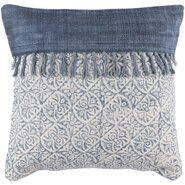 Kers Cotton Throw Pillow