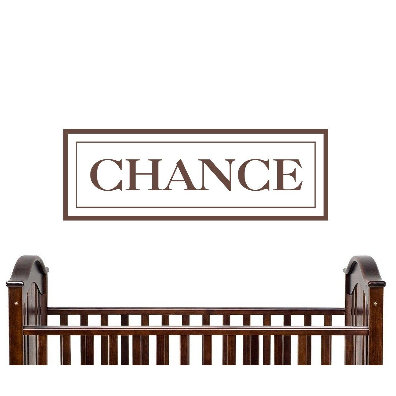 Alphabet garden designs personalized chance wall decal for Alphabet garden designs