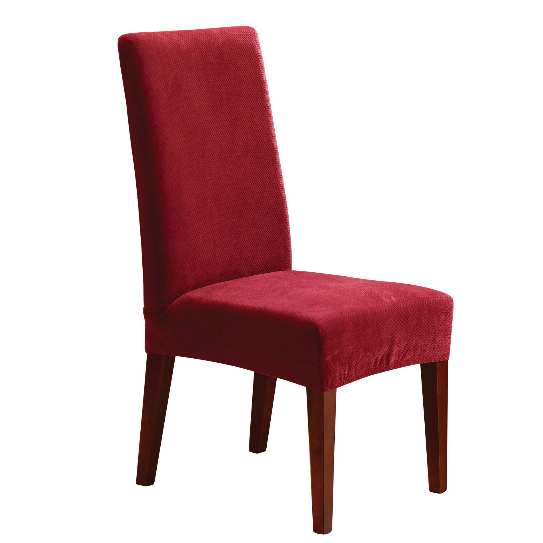 Sure Fit Stretch Pique Short Chair Slipcover & Reviews