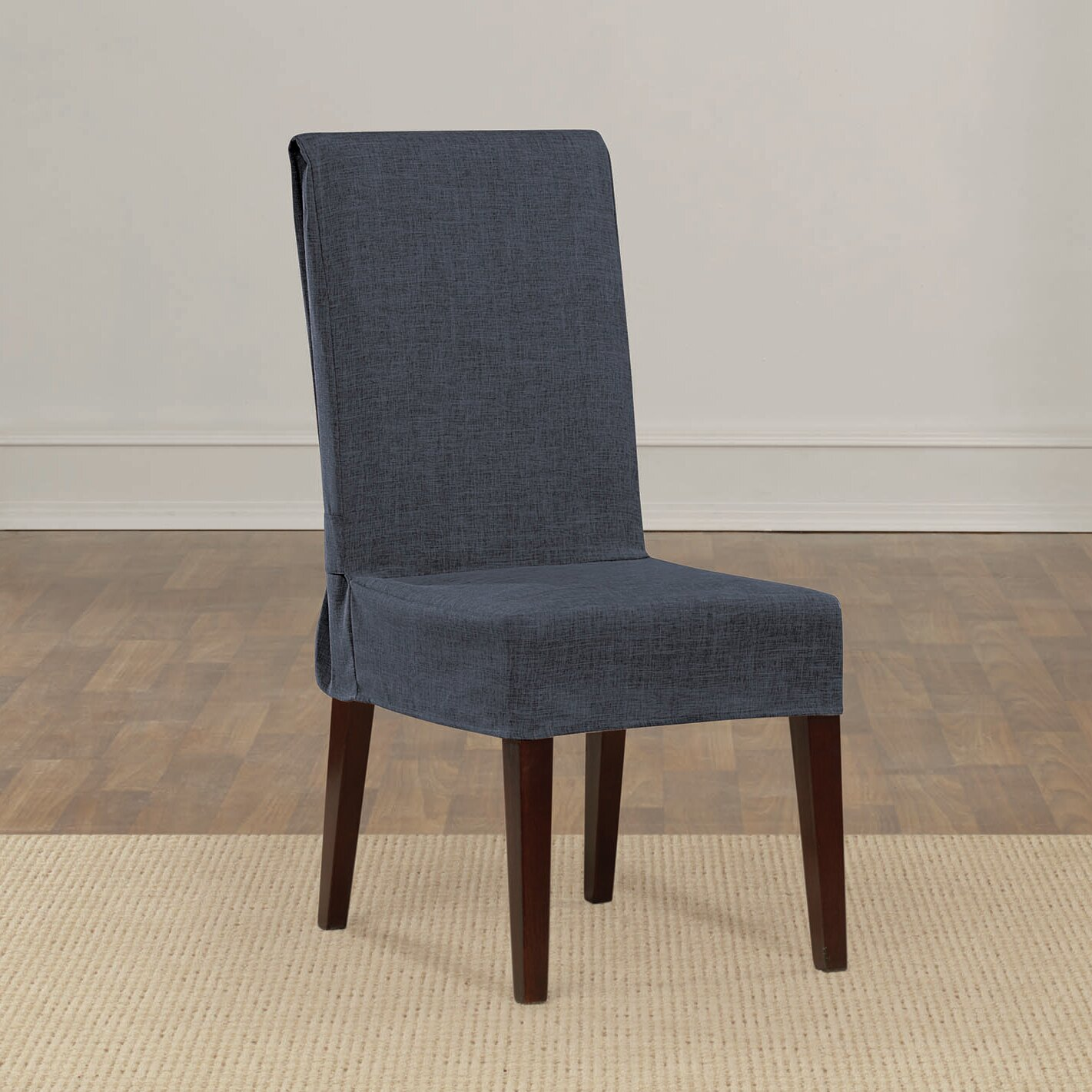 Slip Covers For Dining Room Chairs: Shorty Dining Chair Slipcover