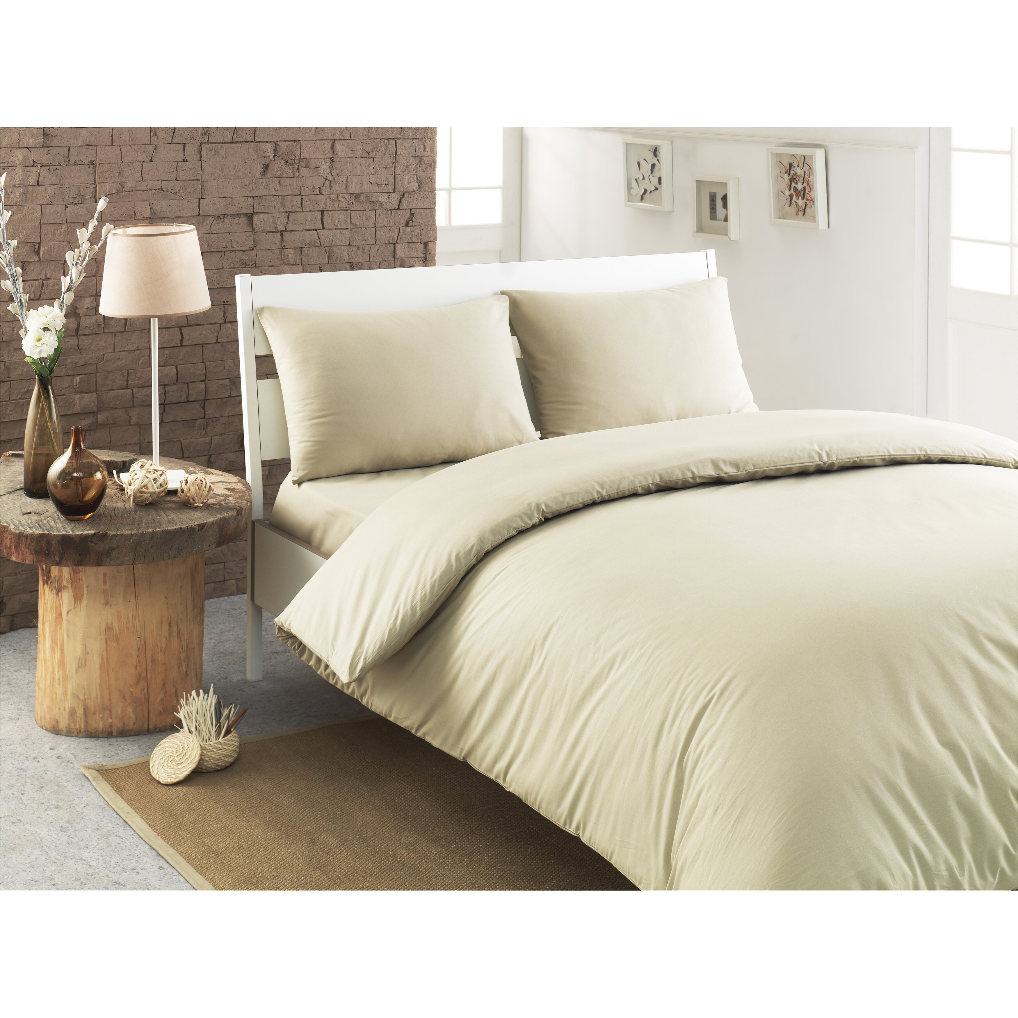pera 100 turkish cotton luxury duvet cover wayfair. Black Bedroom Furniture Sets. Home Design Ideas