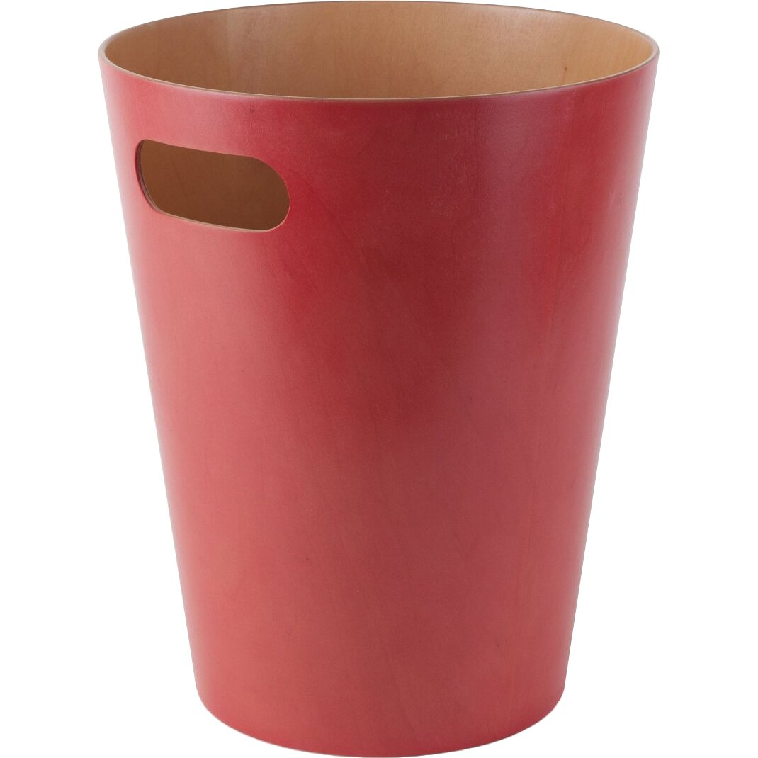 Umbra woodrow gallon waste can allmodern - Rd trash can for sale ...