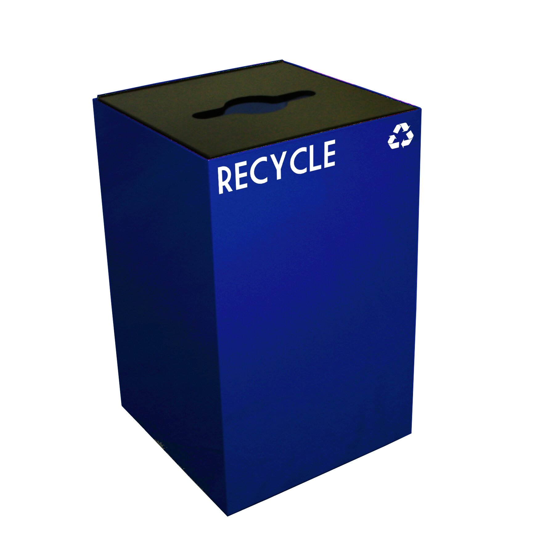 Geocube Industrial Recycling Bin Wayfair