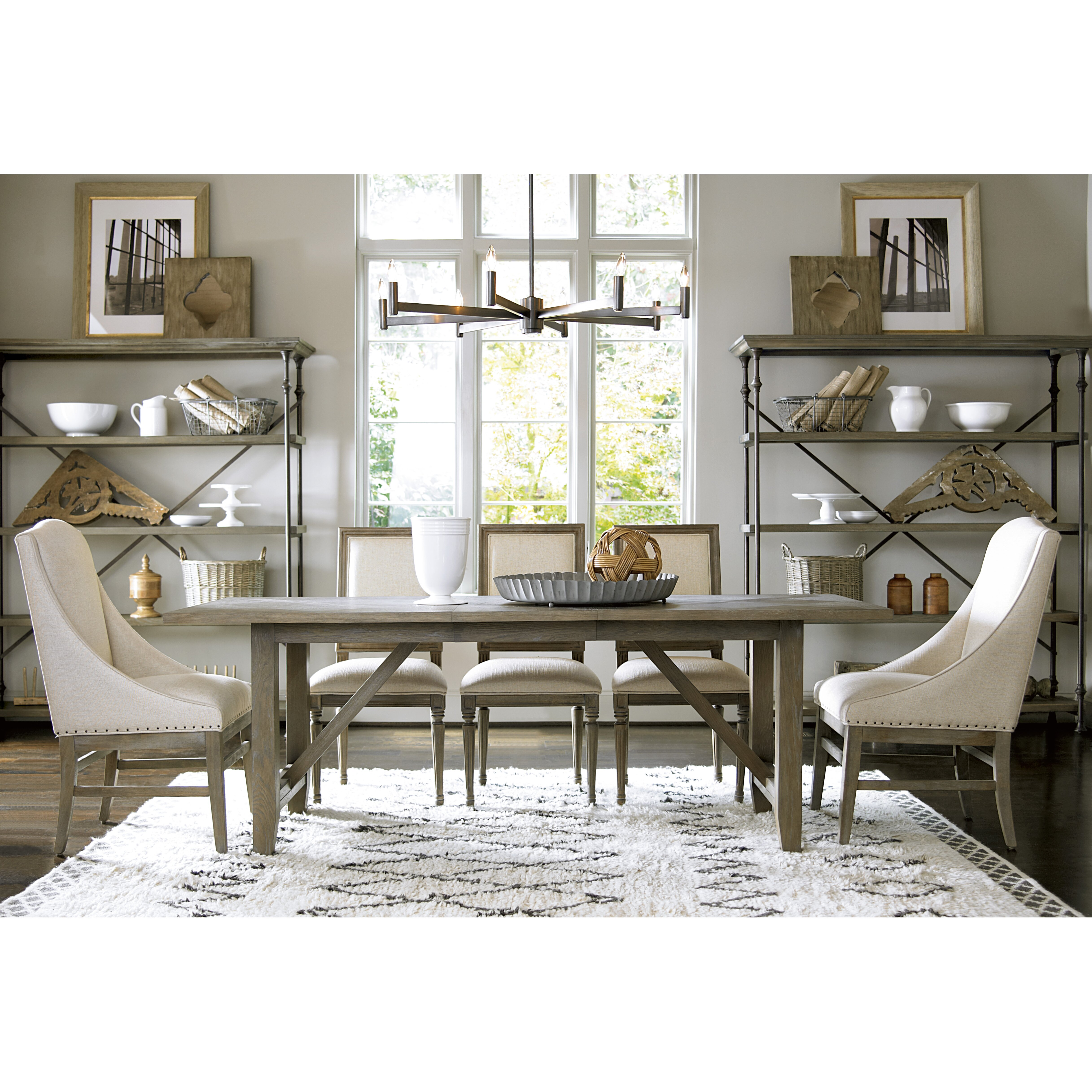 Berkeley 3 Extendable Dining Table Wayfair