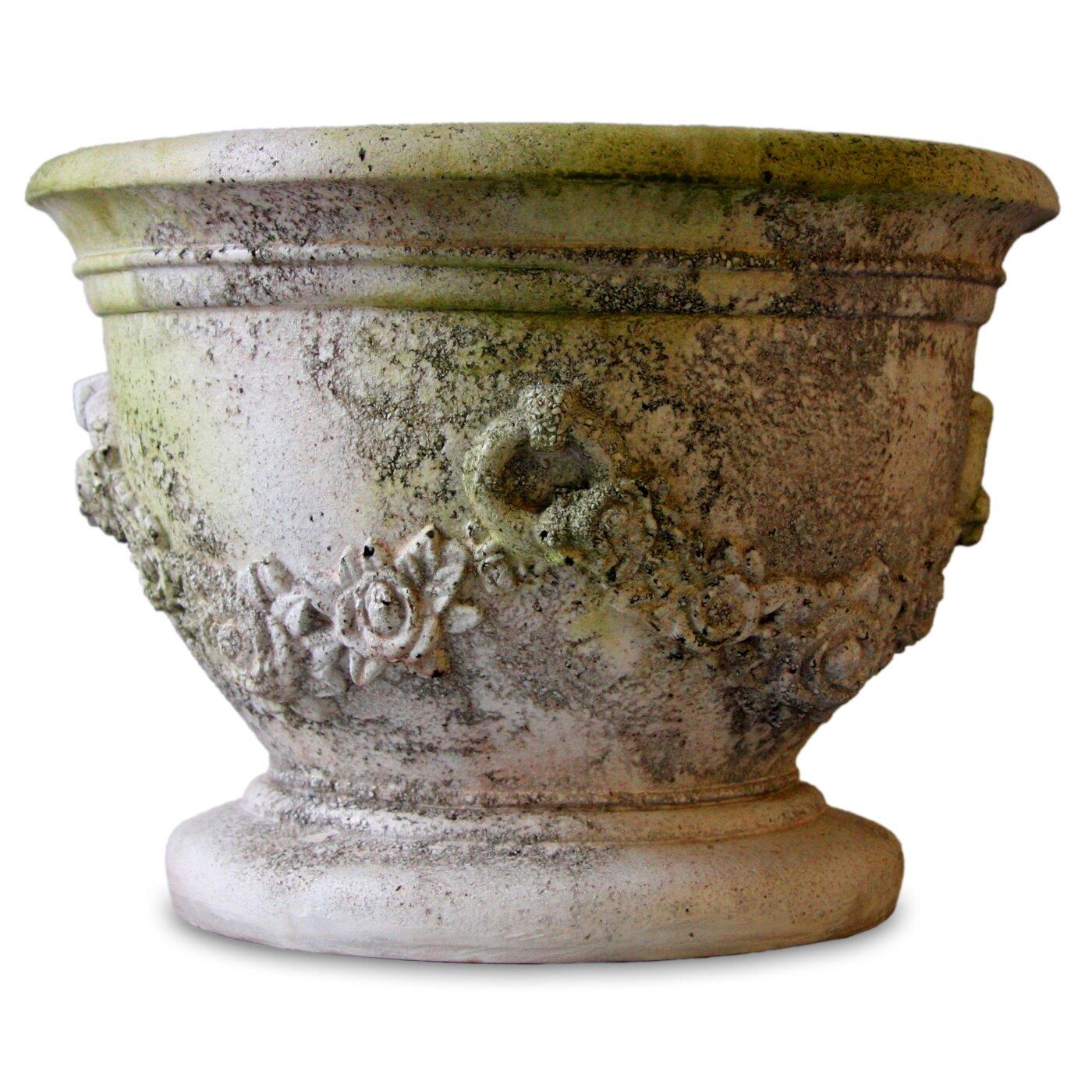 Round Urn Planter