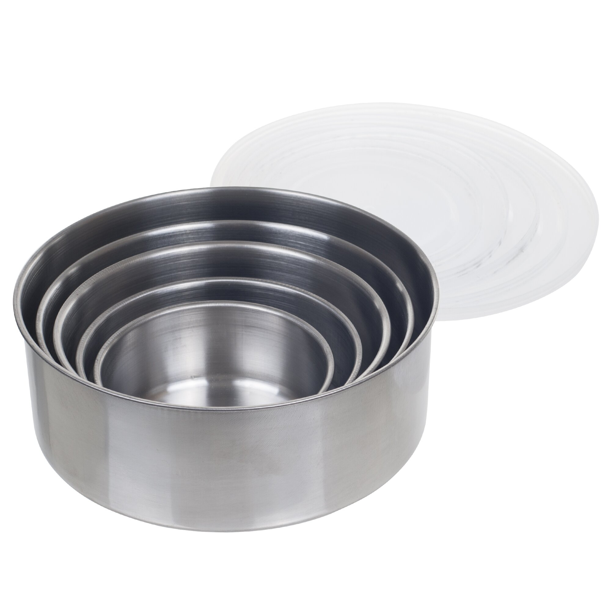 Gadgets stainless steel mixing bowls chef buddy sku cfb1206