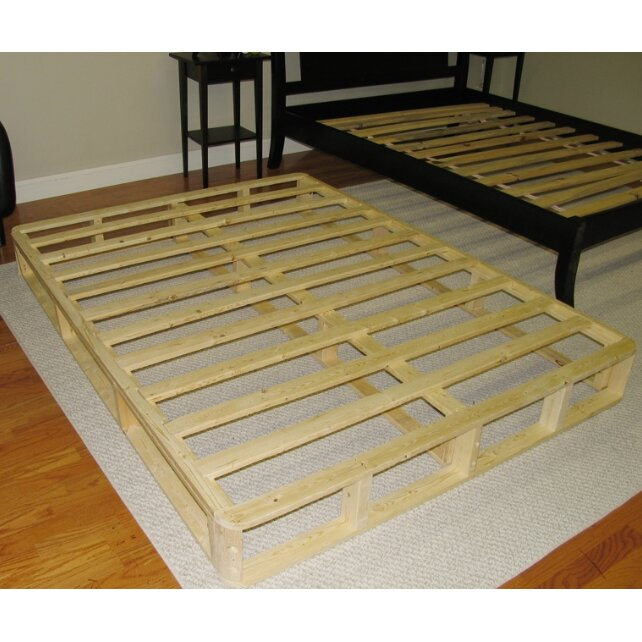 """8"""" Instant Foundation Box Spring for Bed Mattress"""