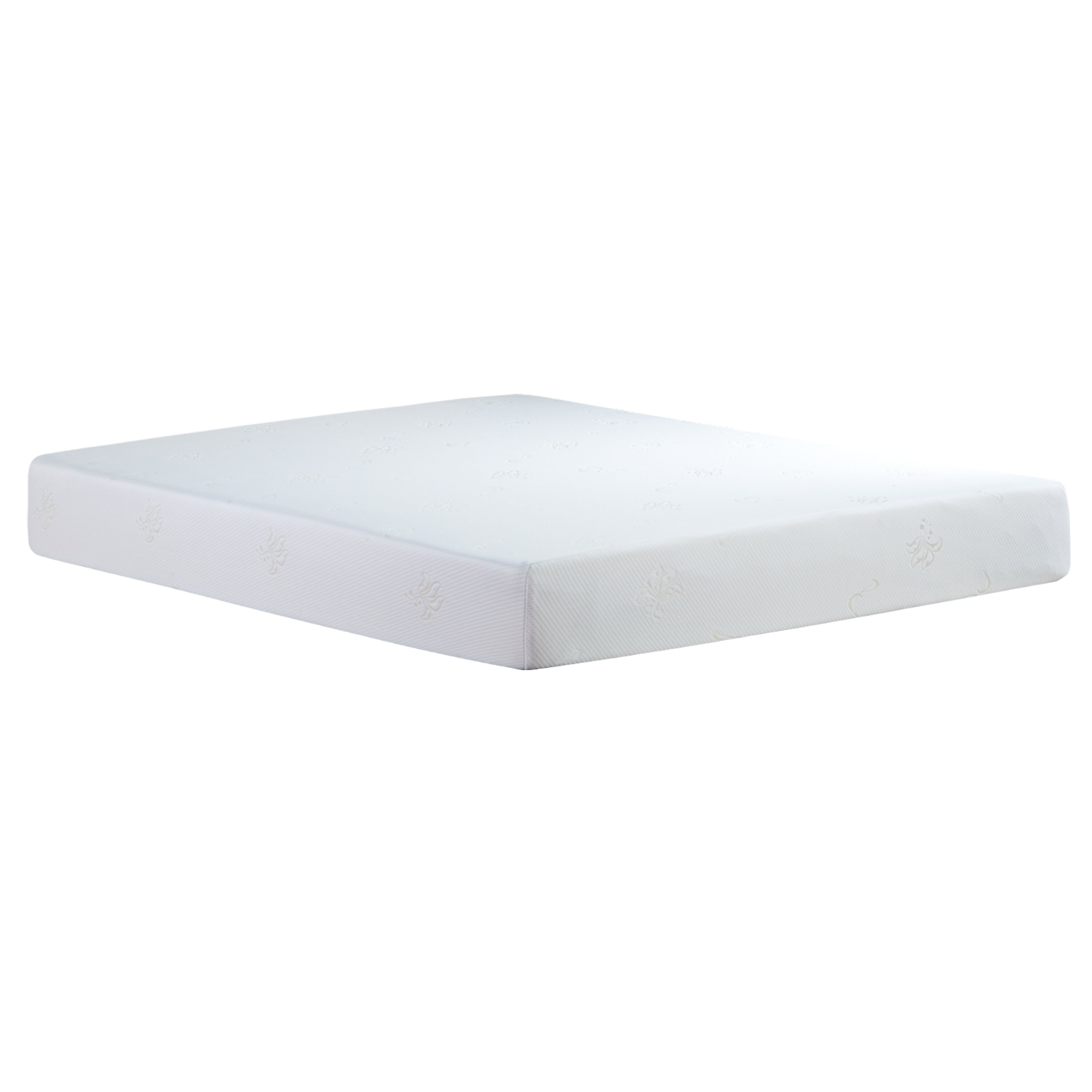 Classic Brands 10 Ventilated Memory Foam Mattress Reviews Wayfair