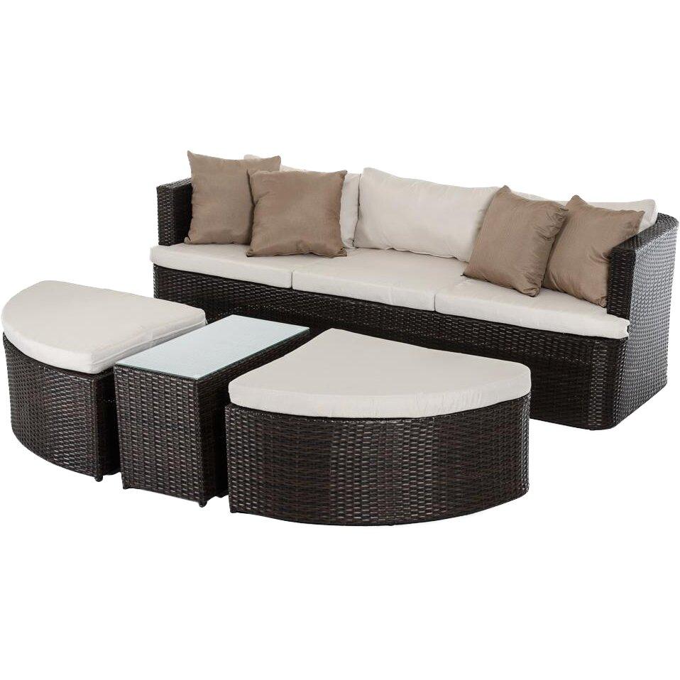 Wayfair Furniture Location: VIG Furniture Renava Toronto Outdoor 11 Piece Deep Seating