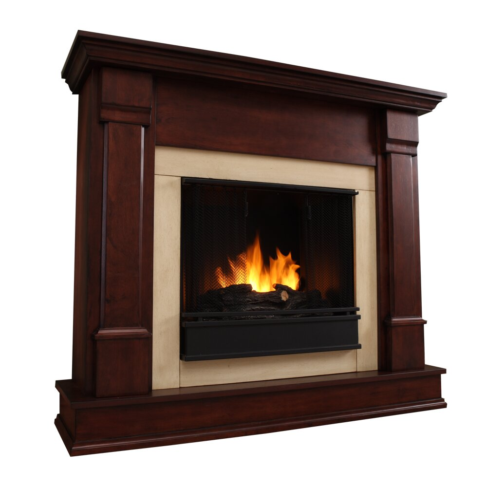 silverton gel fuel fireplace wayfair