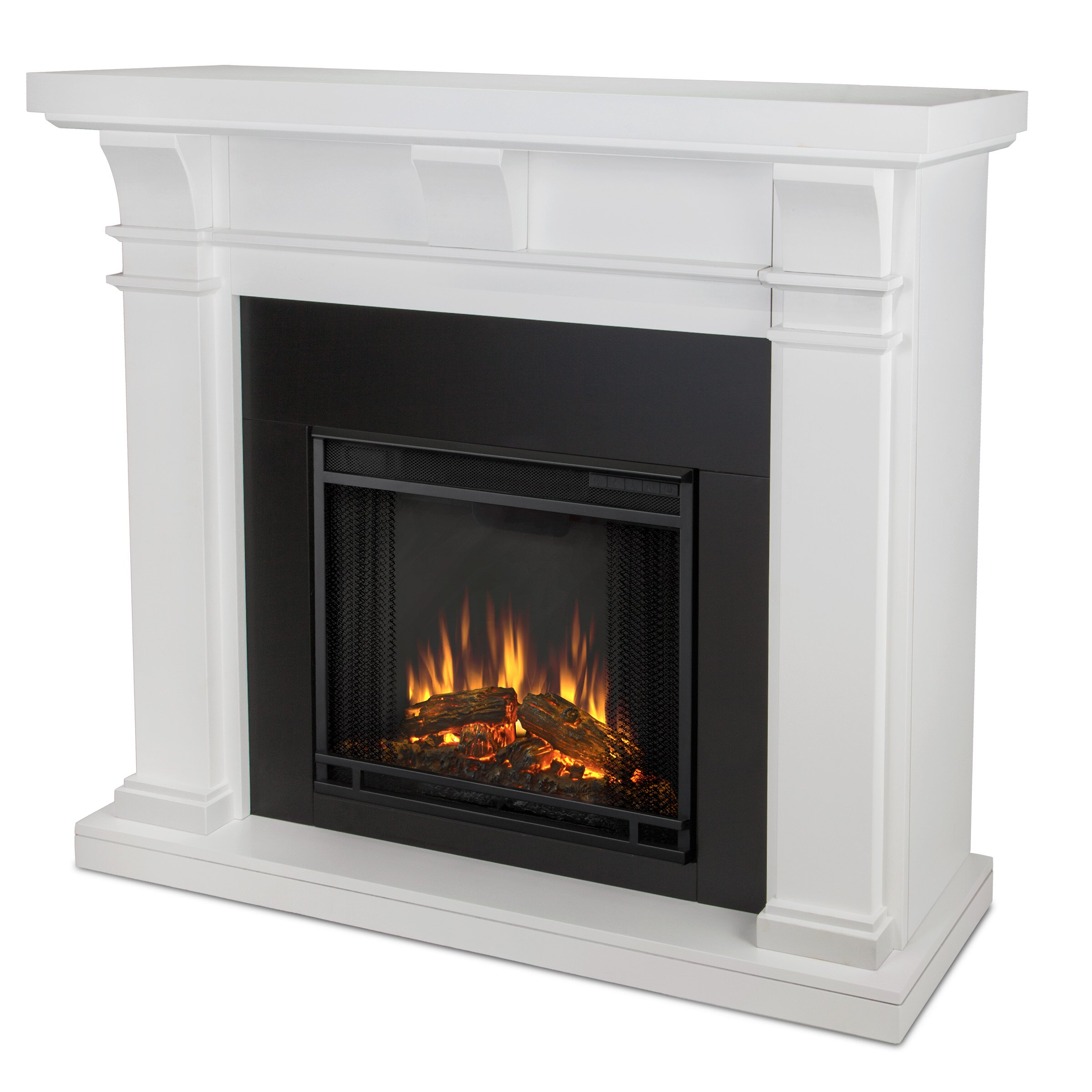 Real Flame Porter Electric Fireplace & Reviews