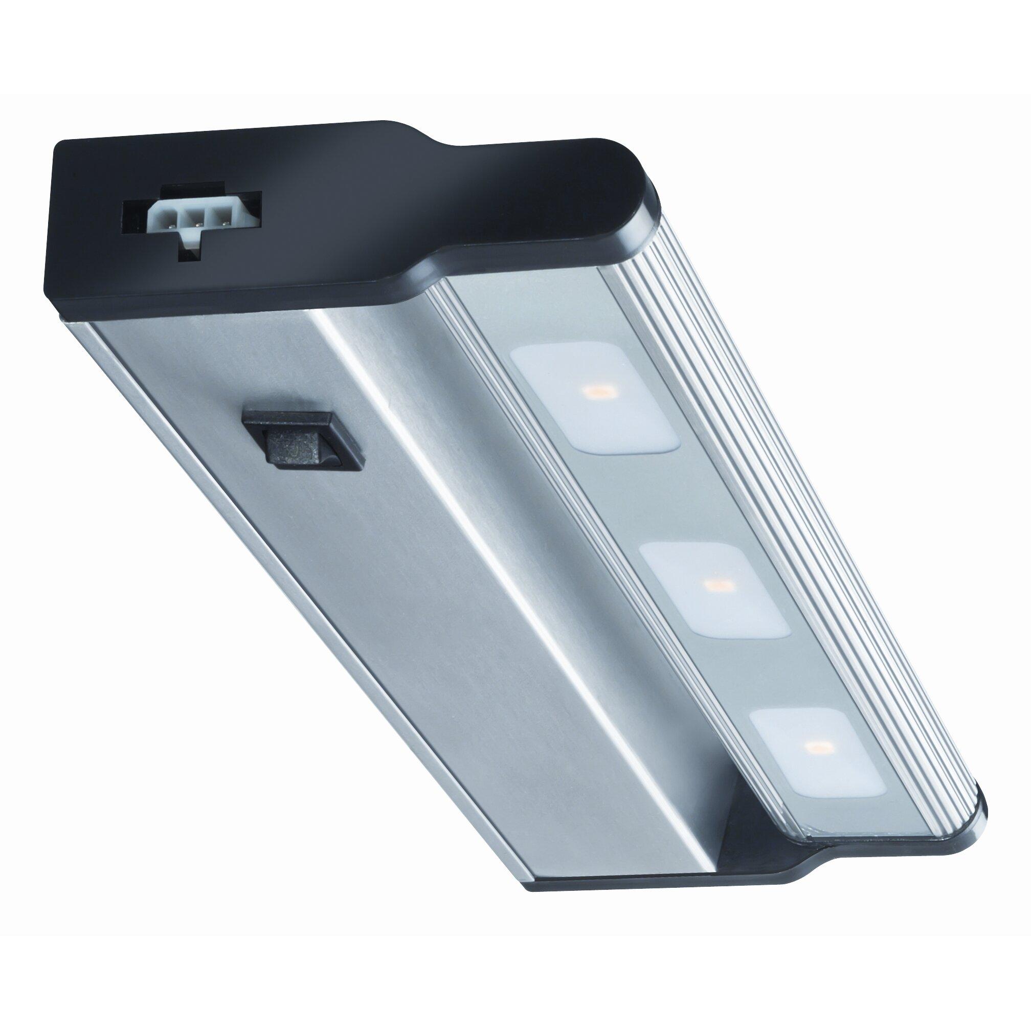 Led Ramp Under Koksskap : 12 LED Under Cabinet Bar Light by Lithonia Lighting