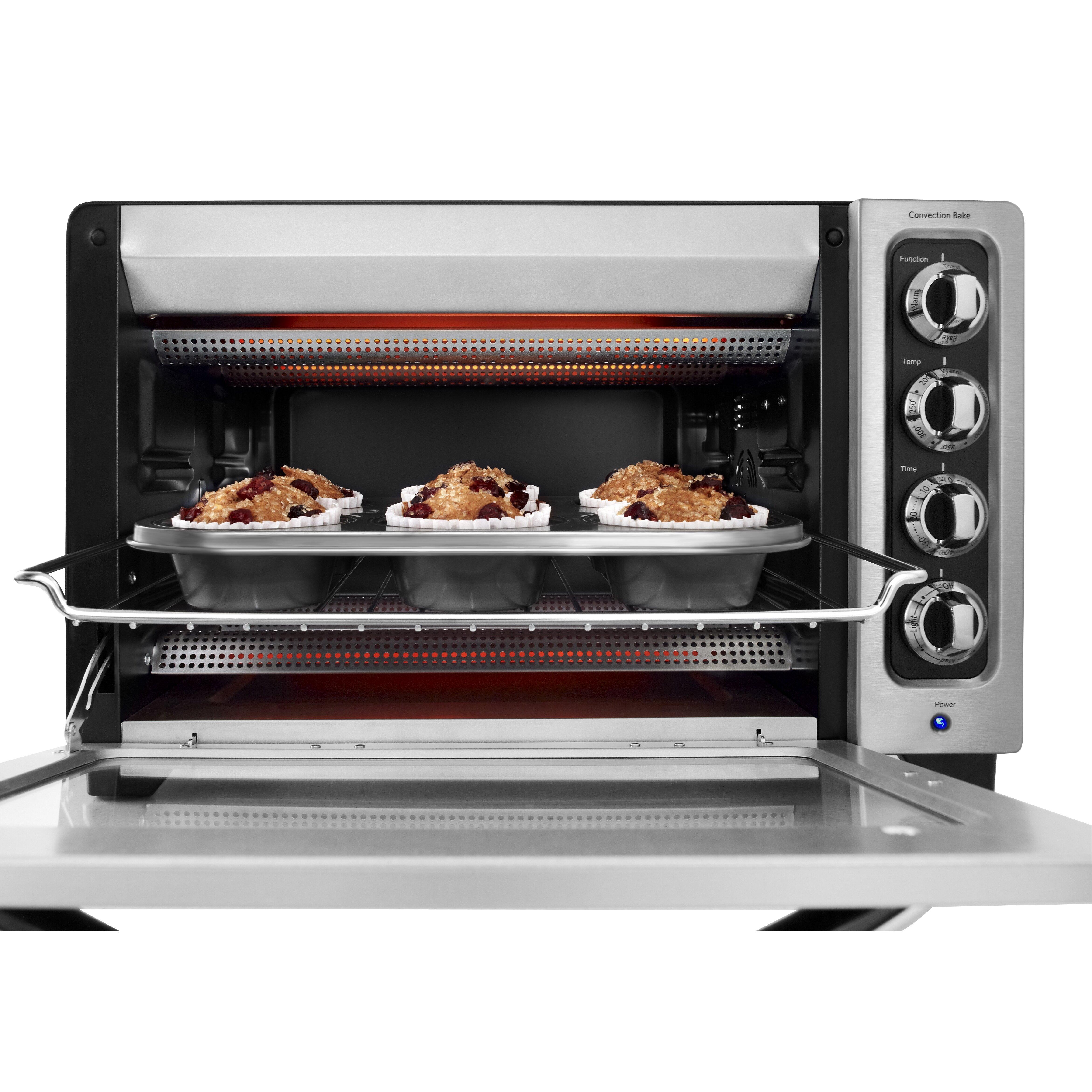 Countertop Stove Reviews : KitchenAid Countertop Toaster Oven & Reviews Wayfair