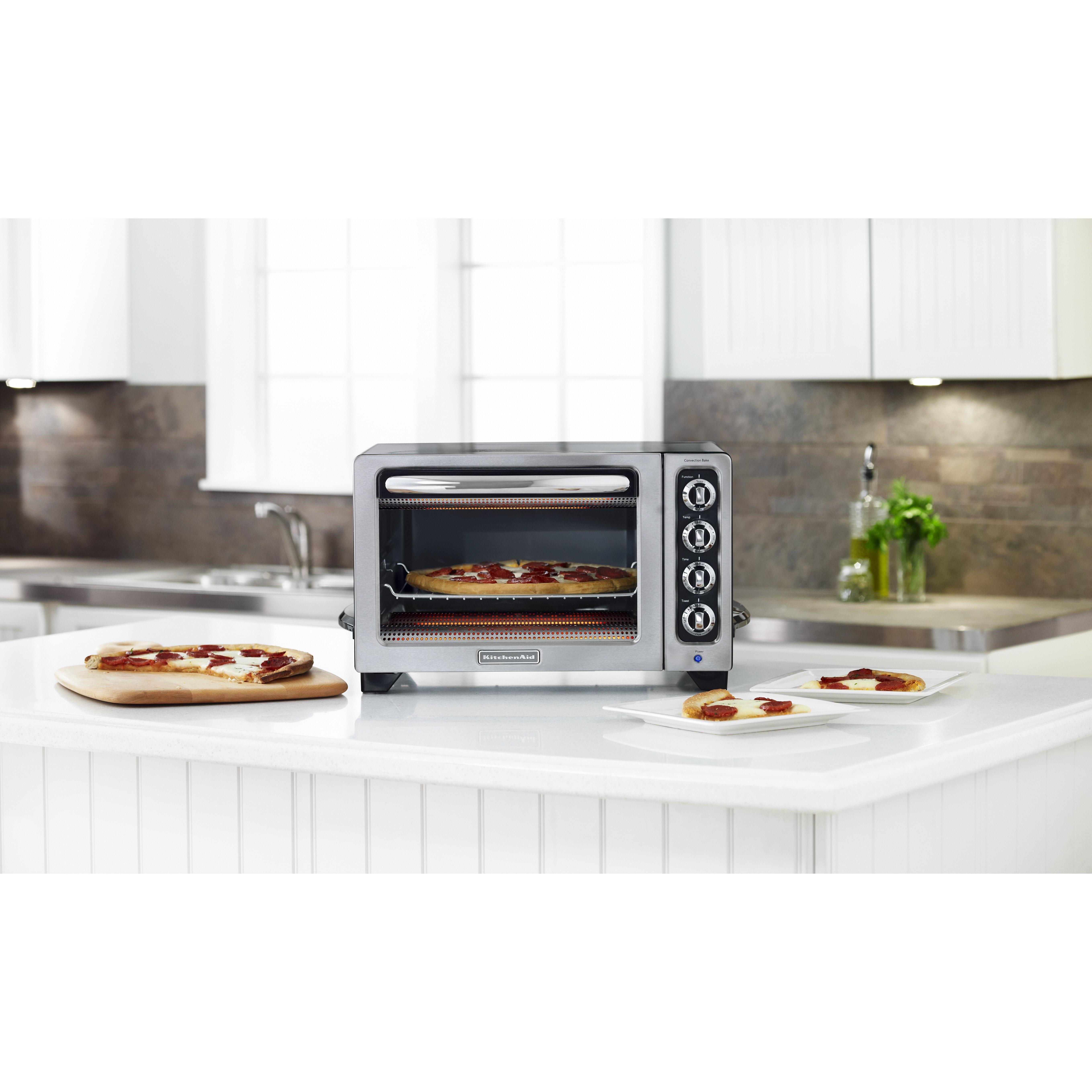 KitchenAid Countertop Toaster Oven & Reviews Wayfair