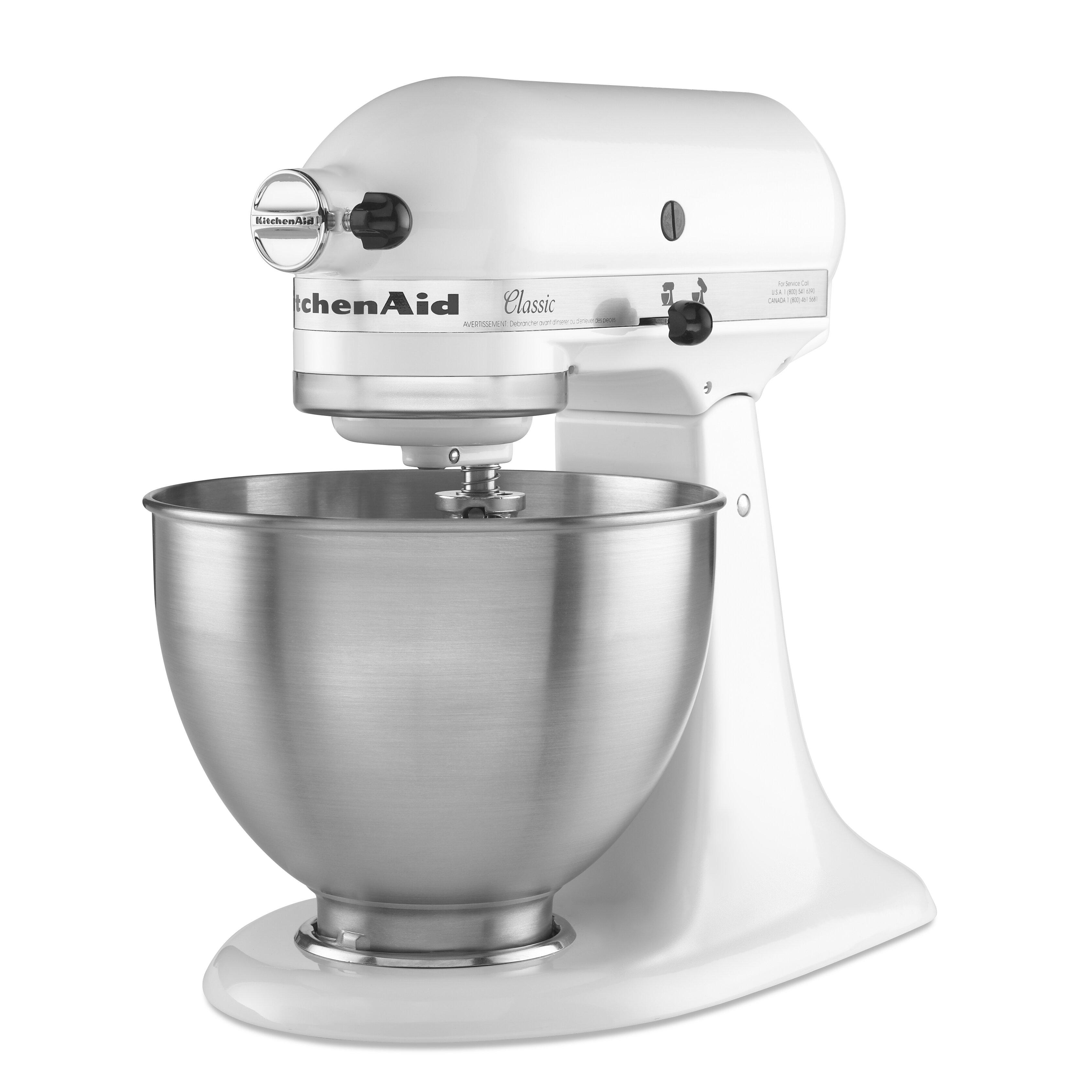 KitchenAid Classic Series 4.5 Qt. Stand Mixer & Reviews | Wayfair