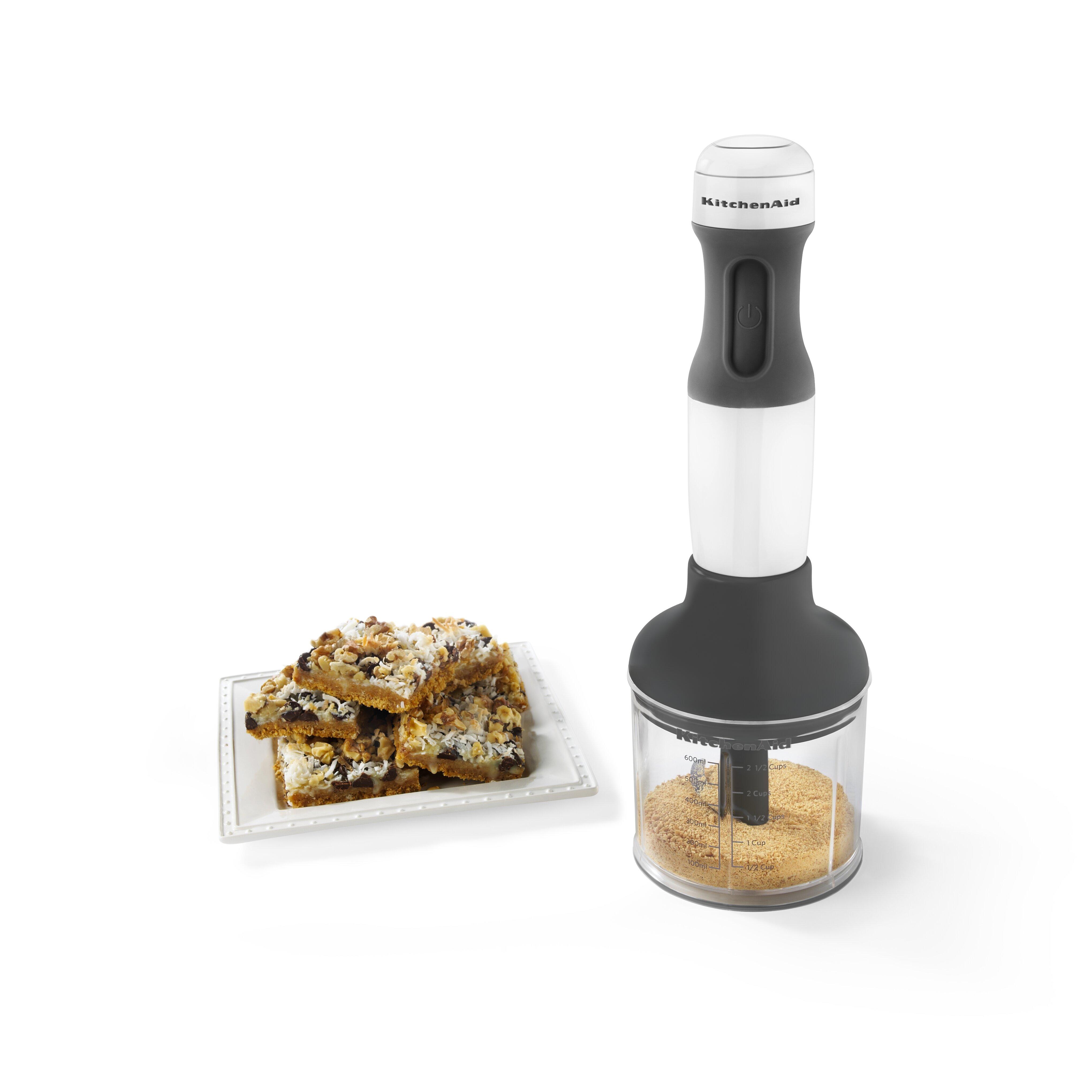 Kitchenaid 3 Speed Immersion 6 Piece Blender Set Amp Reviews