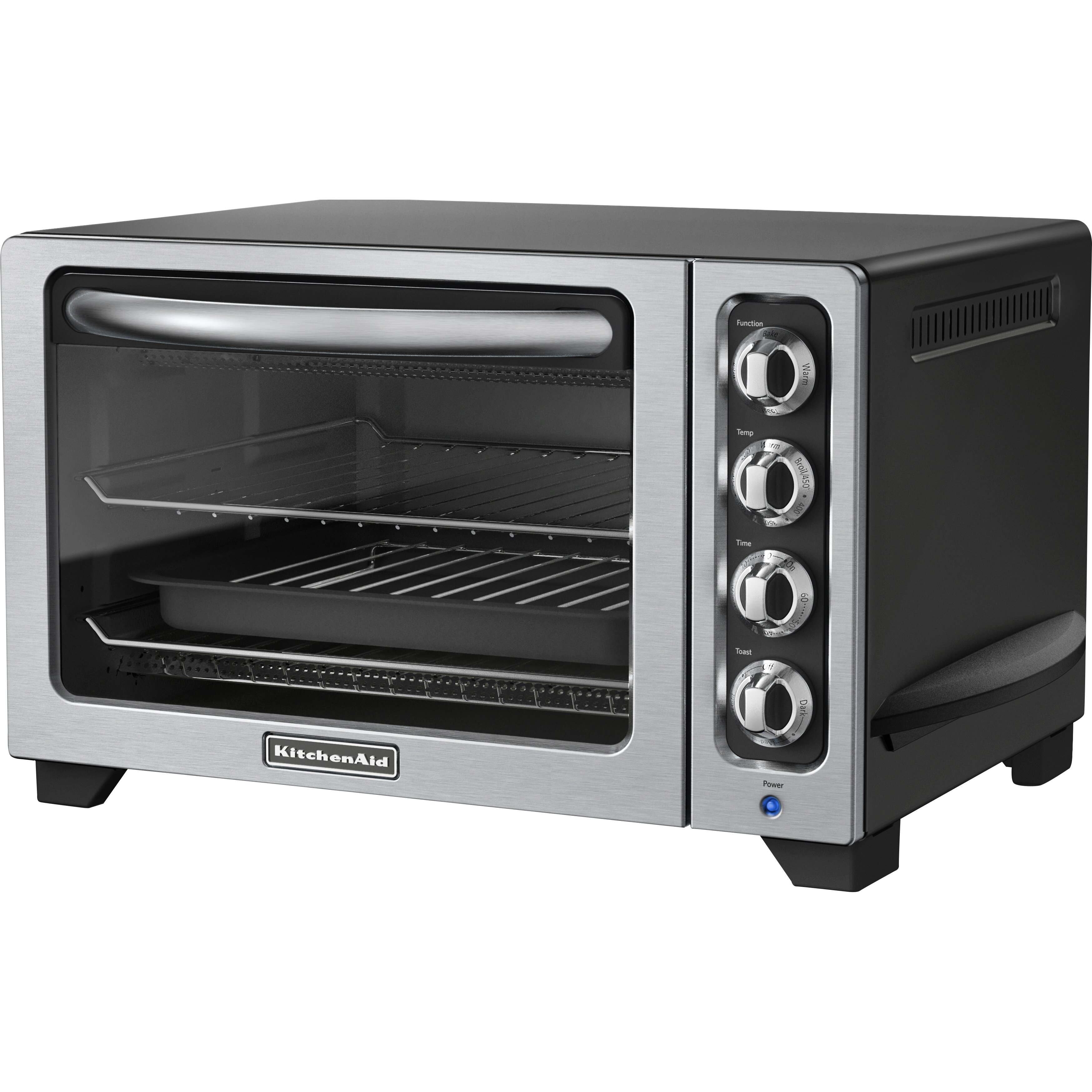 Countertop Oven Kitchenaid : Countertop Toaster Oven by KitchenAid