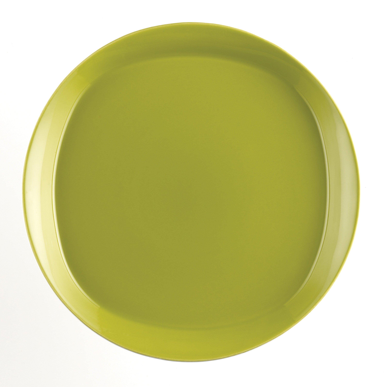 Round Square 11 Dinner Plate 4 Piece Set Wayfair