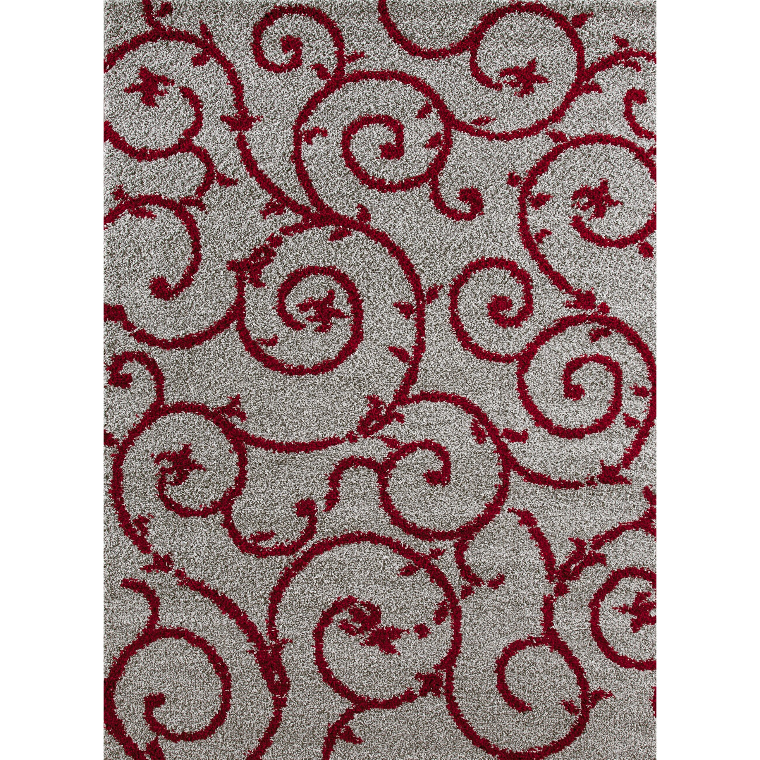 World Rug Gallery Florida RedGray Area Rug amp Reviews  : Florida Red Gray Indoor Area Rug 2323 RED GREY from www.wayfair.com size 2598 x 2598 jpeg 3384kB