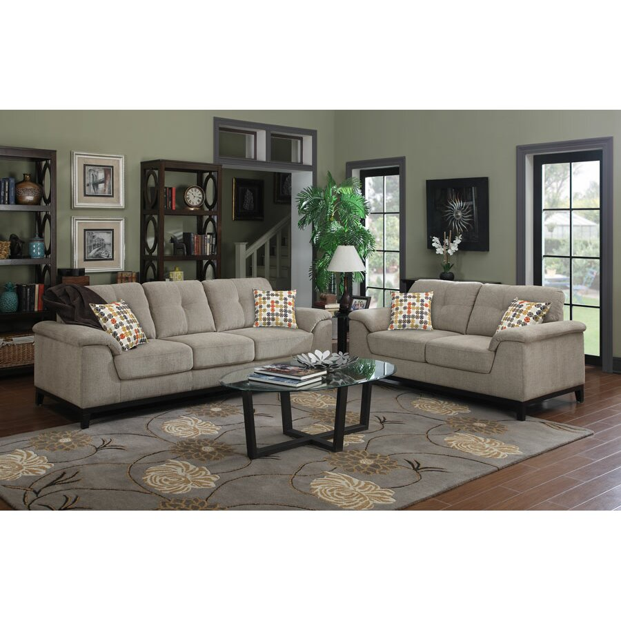 emerald home furnishings martini loveseat reviews wayfair. Black Bedroom Furniture Sets. Home Design Ideas