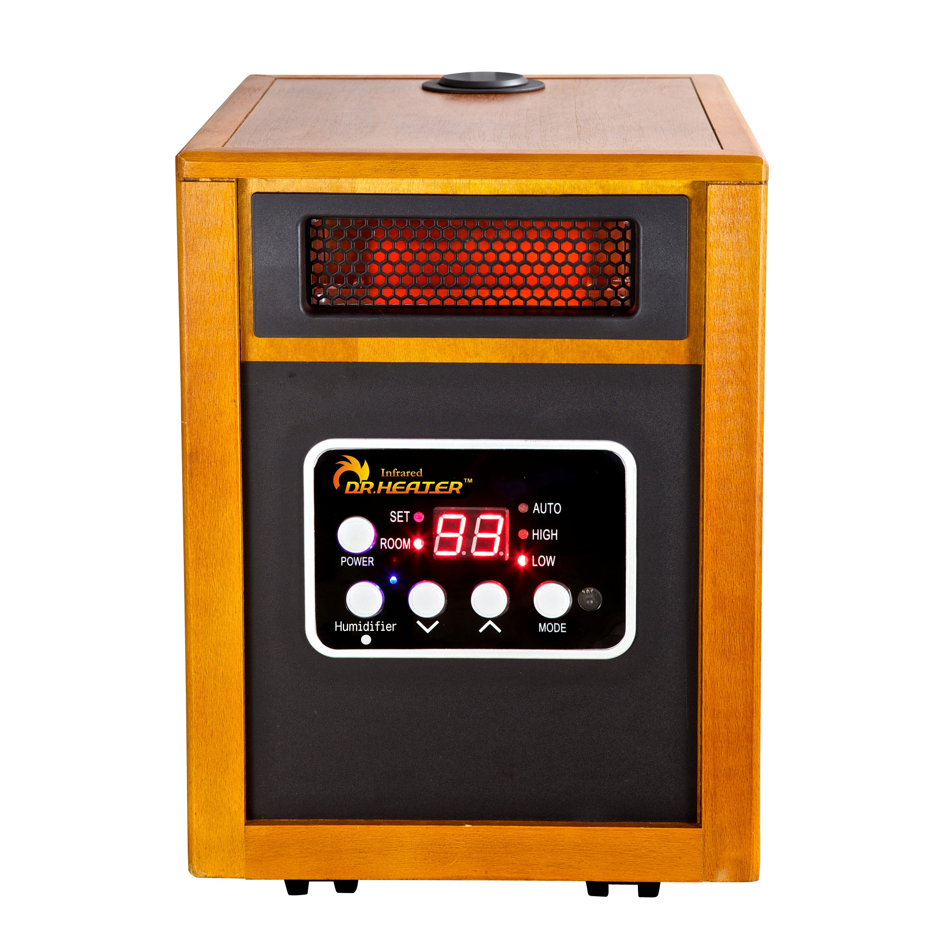 Heating & Cooling Electric Space Heaters Dr. Infrared Heater SKU #C38B08