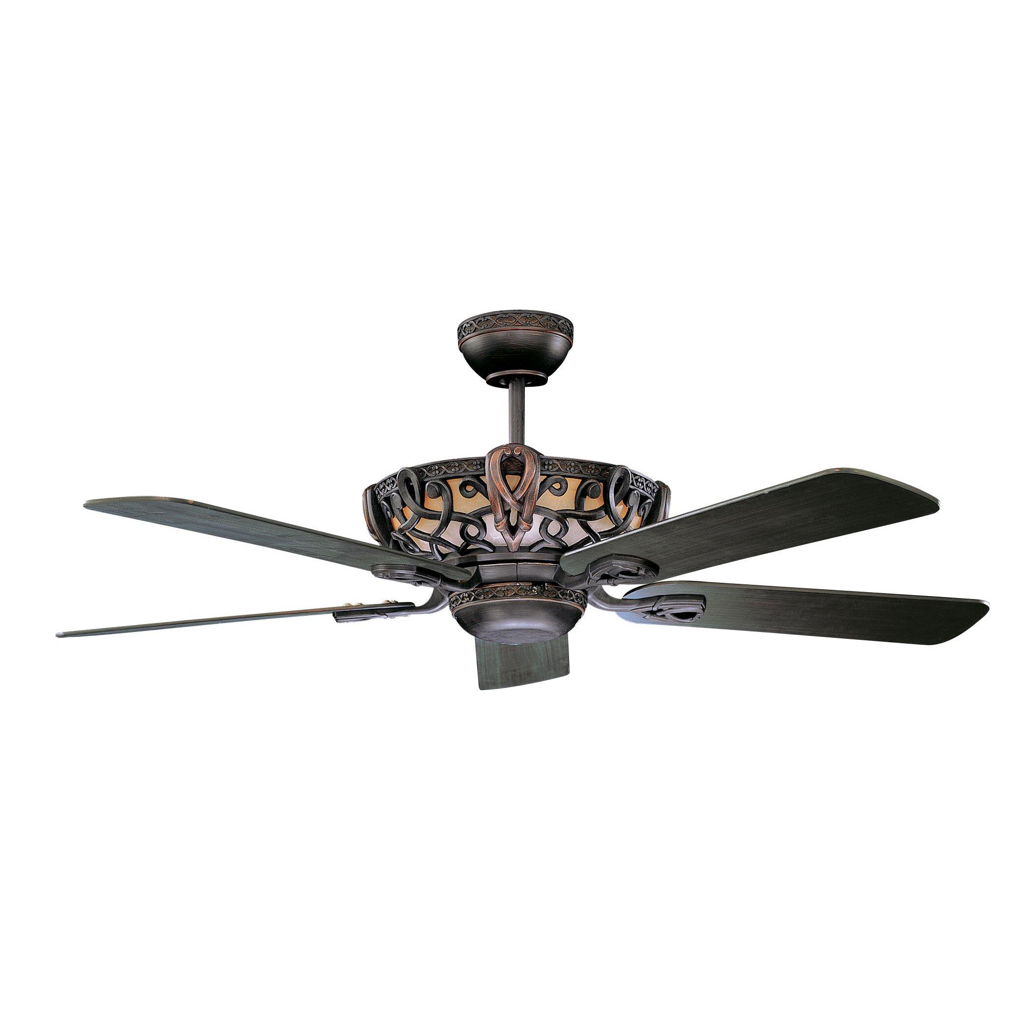 """Concord Fans 52"""" Aracruz 5 Blade Ceiling Fan & Reviews"""