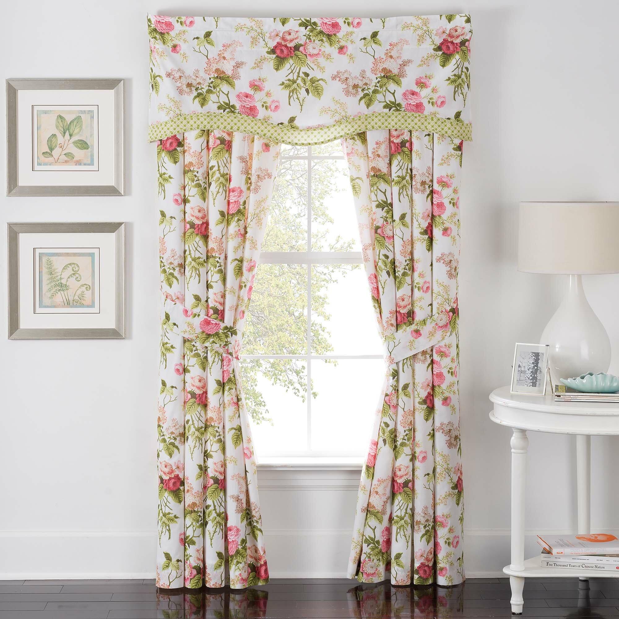 Curtains amp drapes 84 quot 94 quot length curtains amp drapes waverly sku