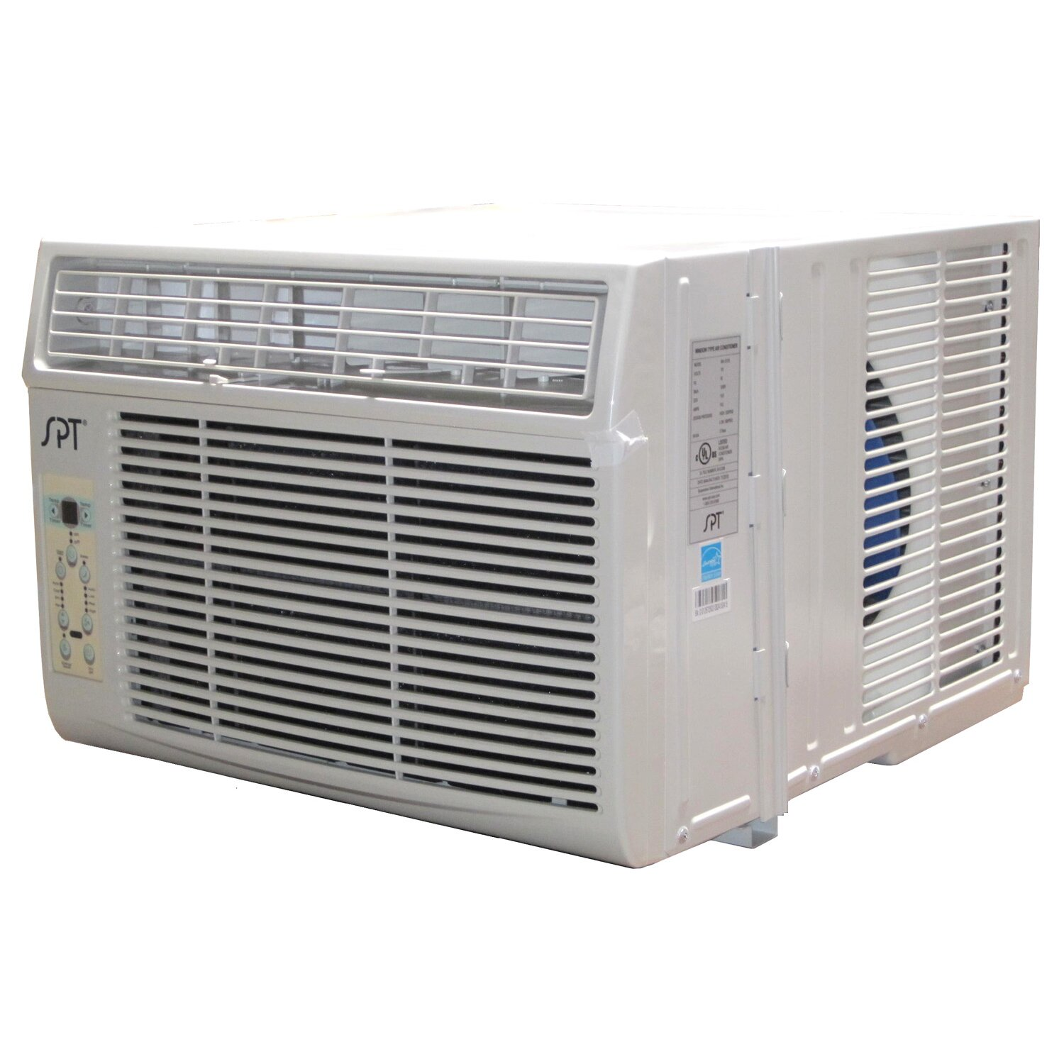 #384668 Sunpentown 10 000 BTU Energy Efficient Window Air  Best 11883 Energy Saving Window Air Conditioners photos with 1500x1500 px on helpvideos.info - Air Conditioners, Air Coolers and more