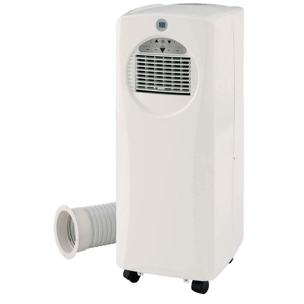 9 000 BTU Portable Air Conditioner with Heater by Sunpentown #70695B
