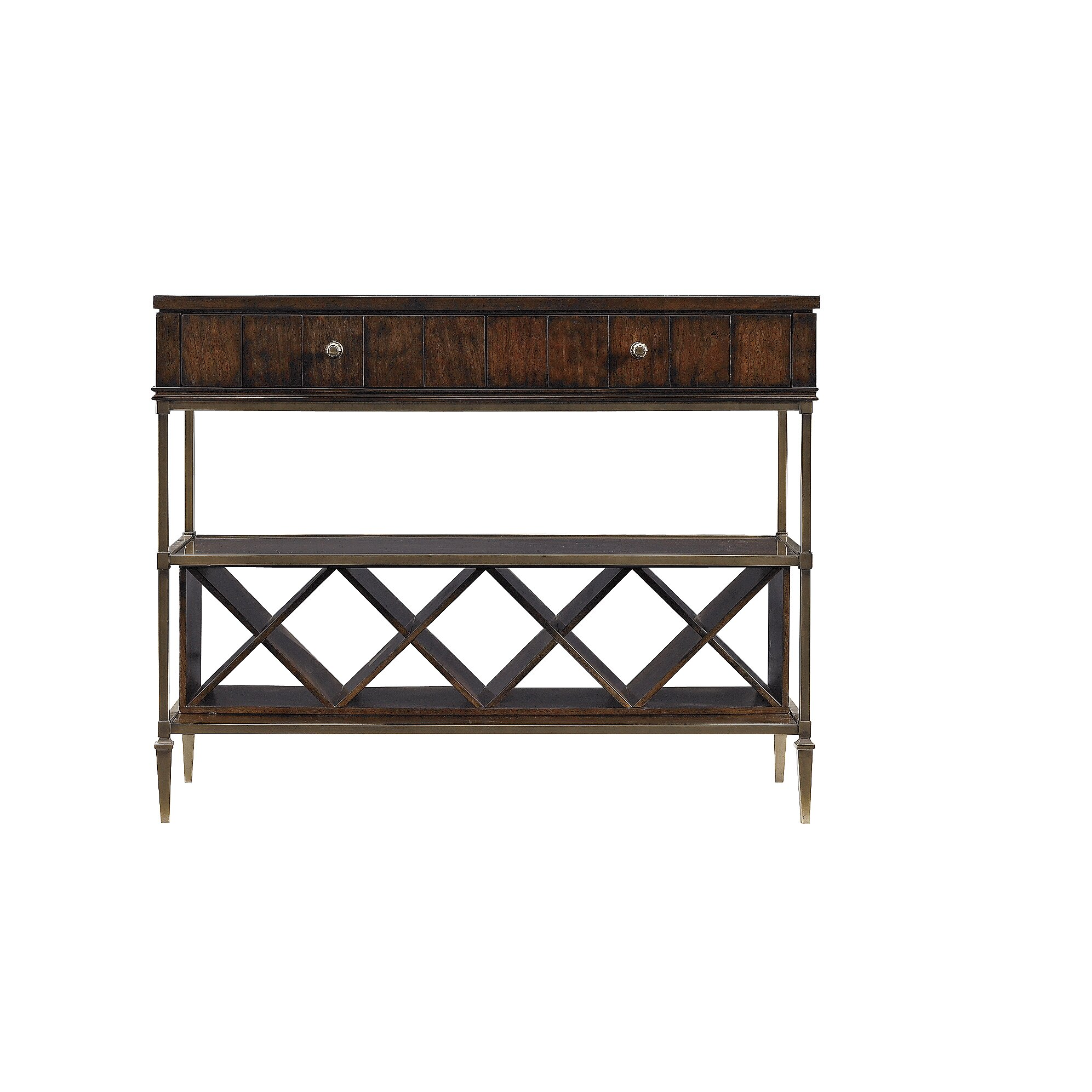 Avalon Heights Empire Serving Console Table Wayfair