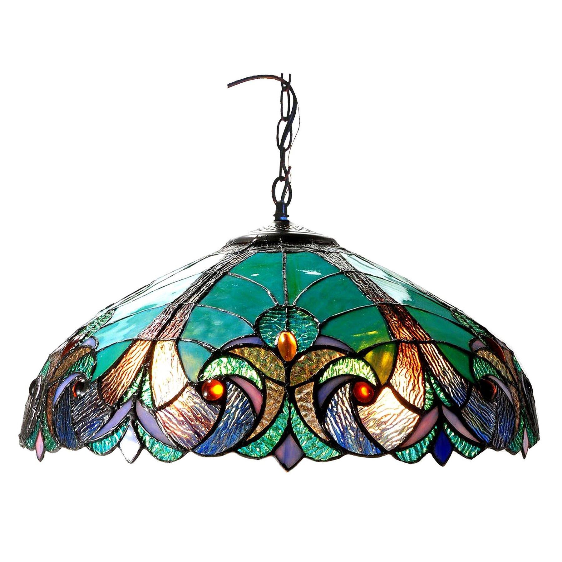 Victorian 2 Light Liaison Ceiling Bowl Pendent Wayfair